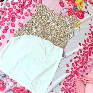 Diamond dress (mini dress)